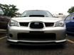 Picture of GrimmSpeed Front License Plate Delete 06-11 Subaru Impreza WRX/STI