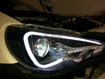 Picture of Spec-D headlight Black Housing