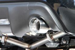 Picture of Fujitsubo Authorize R Dual Cat-back Exhaust Polished Tip FRS/BRZ/86