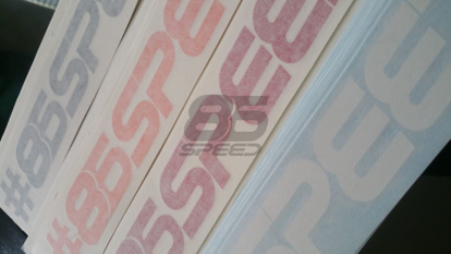 Picture of 86 Speed Sticker