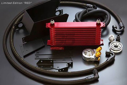 Picture of GReddy Oil Cooler (Limited Edition Red)