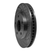 Picture of R1 Concepts E-Line Rear Brake Rotors (Black)