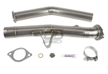 Picture of Tomei 60mm Titanium Front Pipe -TB6100-SB03A