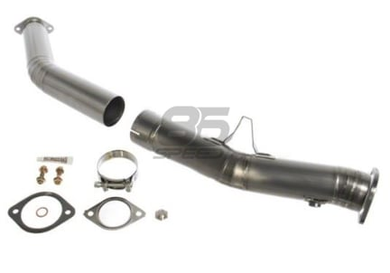 Picture of Tomei 80mm Titanium Front Pipe - TB6100-SB03B