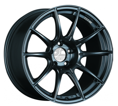 Picture of SSR GTX01 18X9.5 +40 Flat Black Wheel