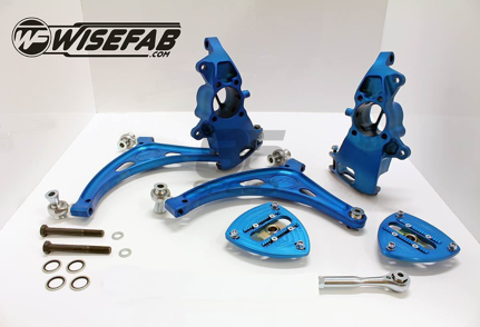 Picture of Wisefab Front End Track Kit