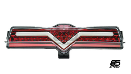 Picture of Red Reverse V Bar FRS/BRZ/86/GT86 (4th brake light)