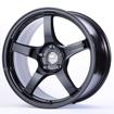 Picture of Gram Lights 57CR 18x9.5 5x100 +38 Glossy Black Wheel