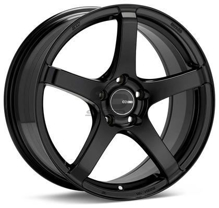 Picture of Enkei Kojin 18x9.5 5x100 +45 Matte Black Wheel