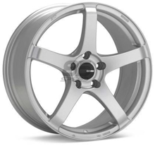 Picture of Enkei Kojin 18x9.5 5x100 +45 Matte Silver Wheel