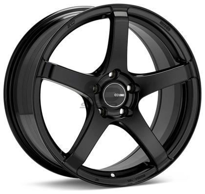 Picture of Enkei Kojin 17x8 5x100 +40 Matte Black Wheel
