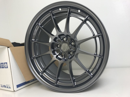 Picture of Enkei NT03+M 18x9.5 5x100 +40 Gunmetal Wheel