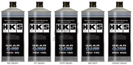 Picture of HKS G-1200 75W-120 Gear Oil 1L