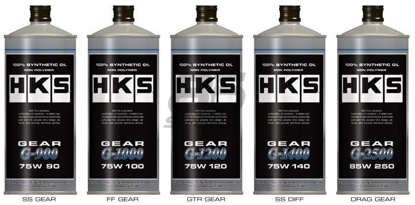 Picture of HKS G-1400 75W-140 Gear Oil 1L