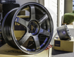 Picture of Volk TE37 Saga 18x9.5 +43 5x100 Diamond Dark Gunmetal Wheel