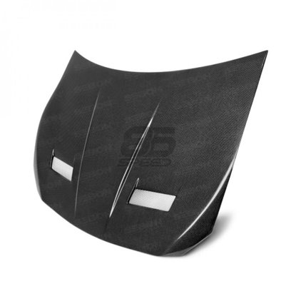 Picture of SEIBON TM-Style Carbon Fiber Hood (DISCONTINUED)