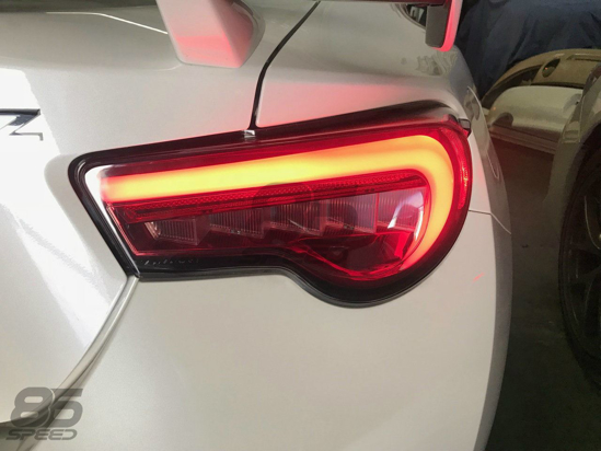Picture of Valenti Jewel LED Revo Taillights SR2 - TTS86Z-SR-2