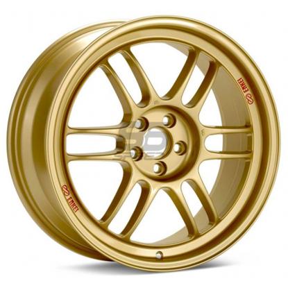 Picture of Enkei RPF1 17x9 5x100 +45 Gold Wheel