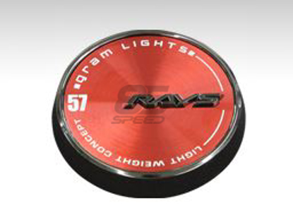 Picture of Gram Lights 57FXX Red Center Cap