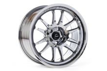 Picture of Cosmis XT-206R 18x9 5x100 +33 Black Chrome