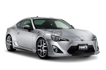 Picture of TOM'S Aero Parts Set 2012-16 TOYOTA FRS/ FT86