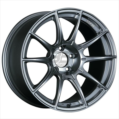Picture of SSR GTX01 18X8.5 +44 Dark Silver Wheel