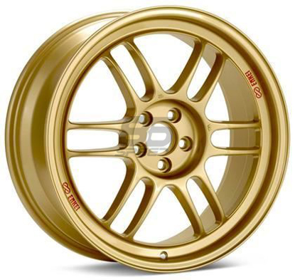Picture of Enkei RPF1 18x8 5x100 +45 Gold Wheel
