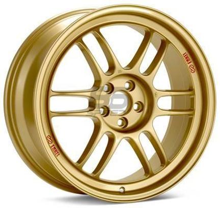 Picture of Enkei RPF1 18x8 5x100 +45 Gold Wheel
