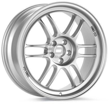 Picture of Enkei RPF1 18x8 5x100 +45 Silver Wheel