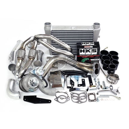 Picture of HKS GTIII-RS Turbo Pro Kit FRS/BRZ/86 - 11001-KT001