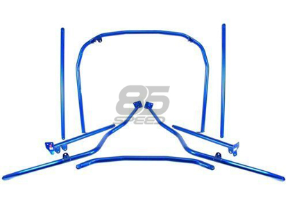Picture of Cusco D1 4-Point Bolt-In Chromoly Roll Cage (965-261-C)