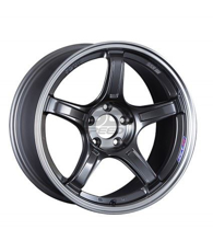 Picture of SSR GTX03 18x8.5 +45 5x100 Black Graphite Wheel