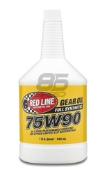 Picture of Red Line 75w-90 Synthetic Gear Oil 1qt