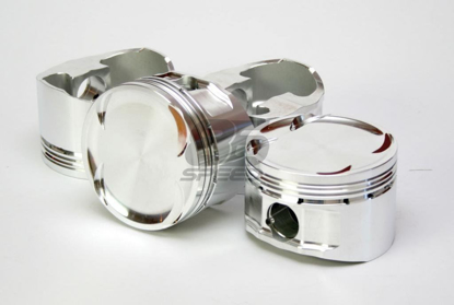 Picture of CP Carrillo FA20 9:1 Forged Piston Set (4pc)