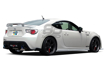 Picture of GReddy Gracer Rear Valance FRS/BRZ/86