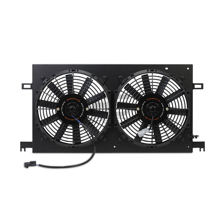 Picture of Mishimoto Black Aluminum Fan Shroud FRS/BRZ/86