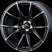 Picture of WedsSport SA10R 18x9.5 +45 5x100 Zebra Black Clear