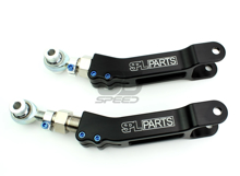 SPL Rear Traction Control Arms Quarter View