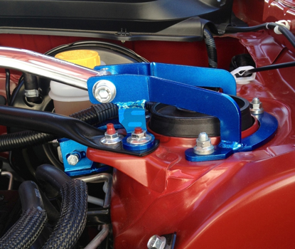 Picture of Cusco Strut Bar-with Brake Stopper (RHD) -Type OS- FRS/86/BRZ (965-540-AM)