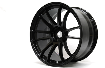 Picture of Gram Lights 57Xtreme 18x9.5 +40 5x100 Semi Gloss Black