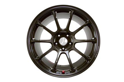 Picture of Volk ZE40 Diamond Dark Gunmetal 18x8.5 +45 5x100