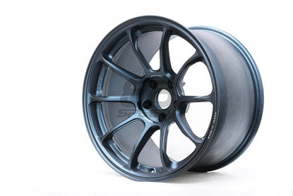 Picture of Volk ZE40 Matte Blue Gunmetal 18x9 +40 5x100