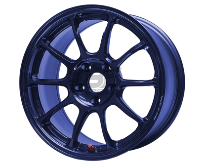 Picture of Volk ZE40 Mag Blue 18x9.5 +43 5x100