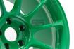 Picture of Volk ZE40 GT Green 18x9.5 +43 5x100