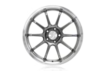 Picture of Advan Racing RS-DF Progressive 18x9.5 +40 5x100 Machining & Racing Hyper Black Finish