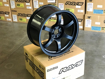 Picture of Gram Lights 57DR 18x9.5 +38 5x100 Winning Blue Wheel