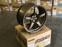 Picture of Gram Lights 57CR 17x9 +38 5x100 Bronze II Wheel