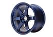Picture of Volk TE37SL 18x9.5 5x100 +40 Mag Blue