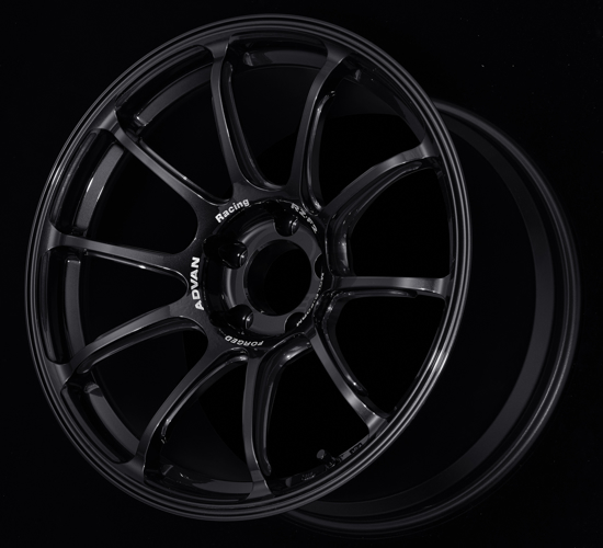 Picture of Advan Racing RZ-F2  18x9.5 +44  5x100 Racing Titanium Black