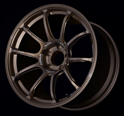 Picture of Advan Racing RZ-F2  18x9.5 +44  5x100 Racing Umber Bronze